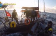 Scoperta nave con droga per 50 milioni nel canale di Sicilia: tre arresti, sequestrate 5 tonnellate di hashish