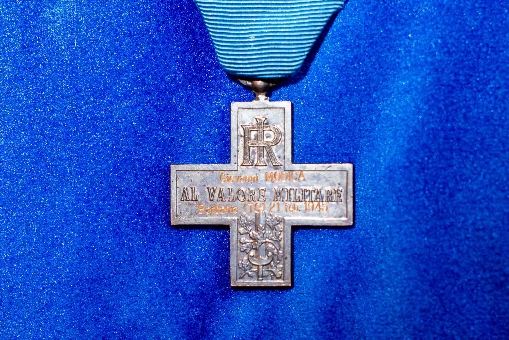 Mazara. Venerdì 31 maggio cerimonia di assegnazione Medaglia al Valore al partigiano Giovanni Modica