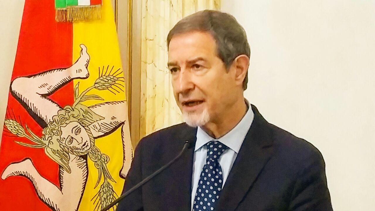 Messaggio del presidente della regione siciliana Musumeci per la Festa dei lavoratori ai siciliani