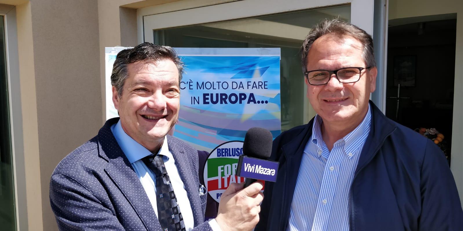 EUROPEE 2019: INTERVISTA CON IL CANDIDATO SAVERIO ROMANO