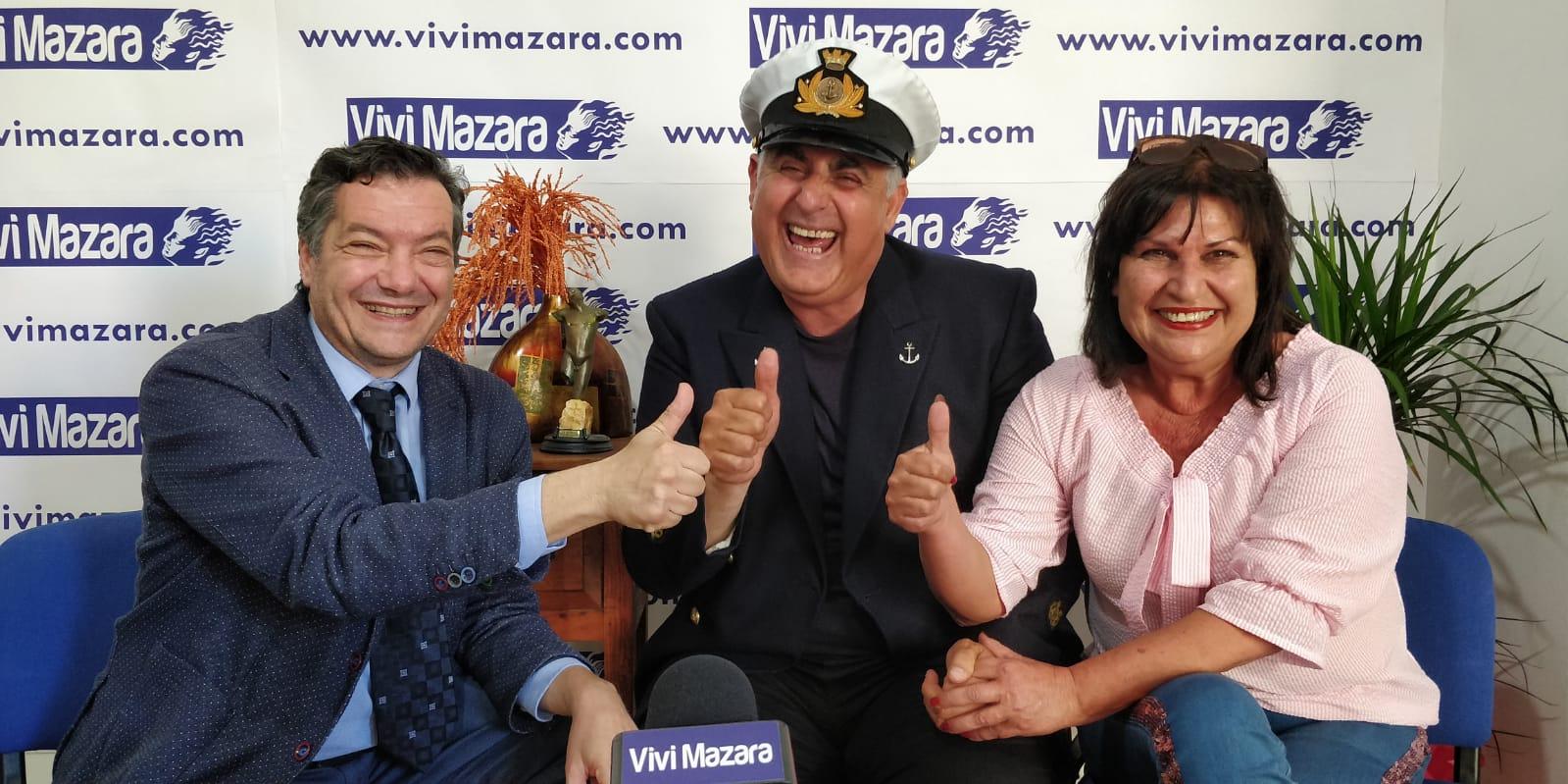 Video intervista con Filippo Quatra e Francesca Incandela