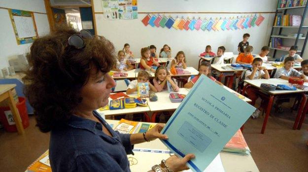 Scuola, stop alle note sul registro per gli alunni delle elementari