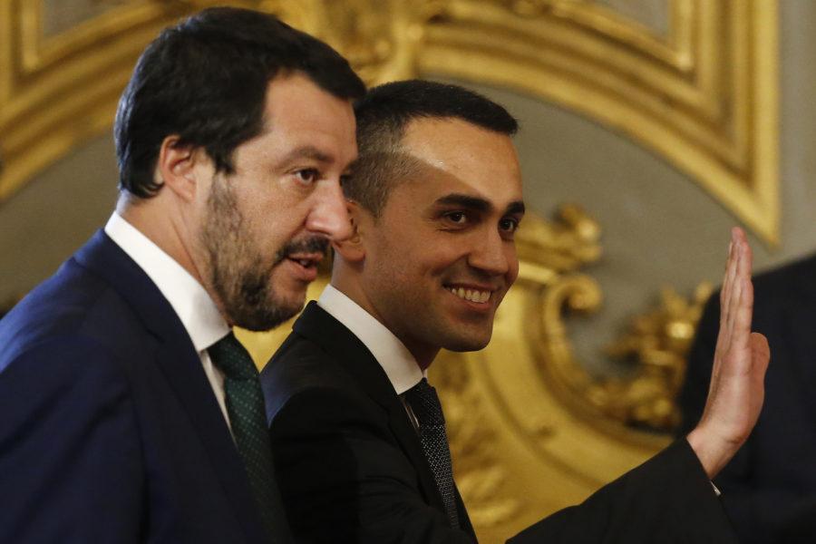 Sicilia, prove di alleanze gialloverdi nei comuni al ballottaggio