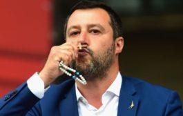 Il Ministro Salvini replica al Vescovo Mogavero: