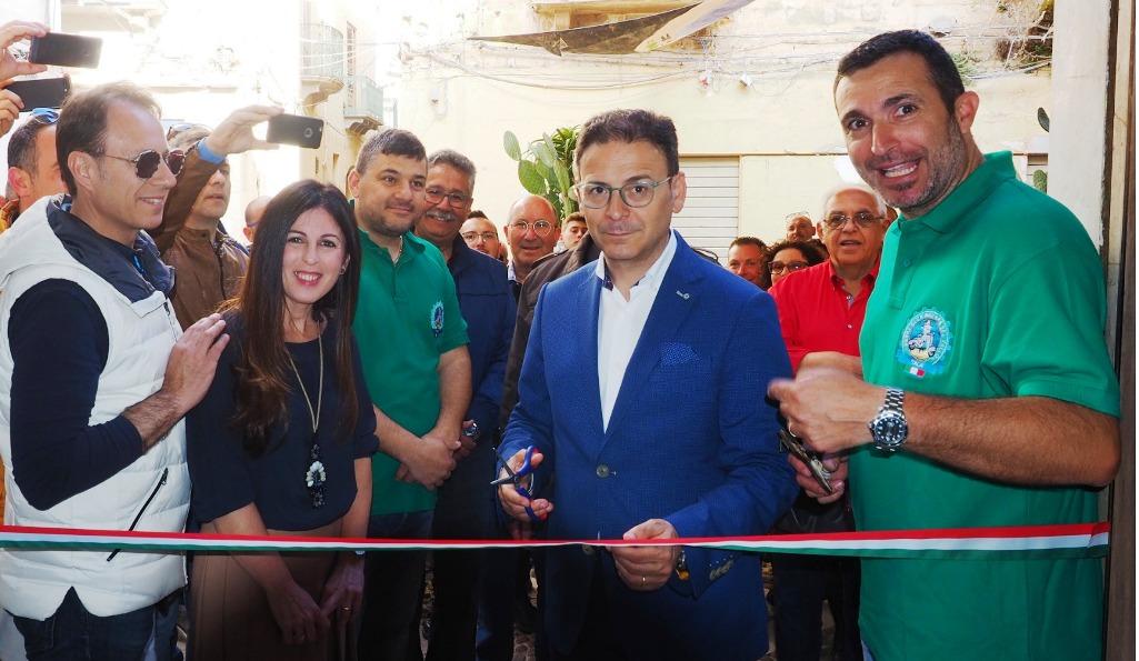 Mazara. Inaugurata la nuova sede del