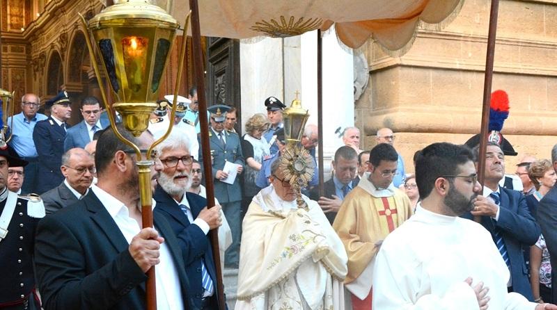 Mazara. Oggi dalle ore 20 si svolgerà la processione del Corpus Domini