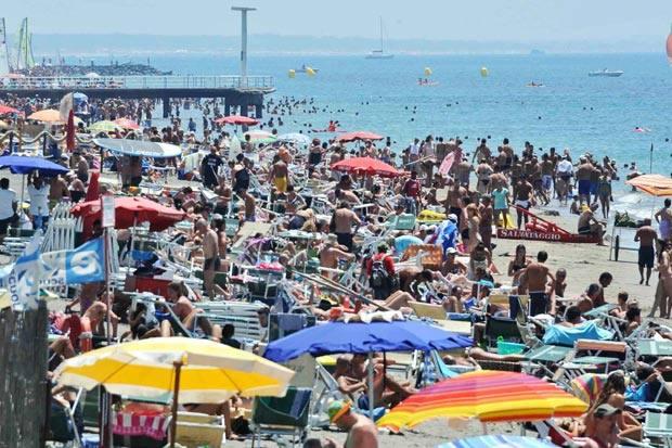 Continua il gran caldo in  provincia di Trapani