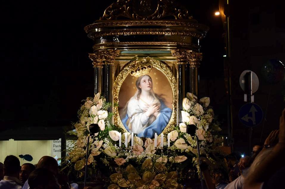 Mazara. Dal 10 al 21 luglio i festeggiamenti in onore della Madonna del Paradiso