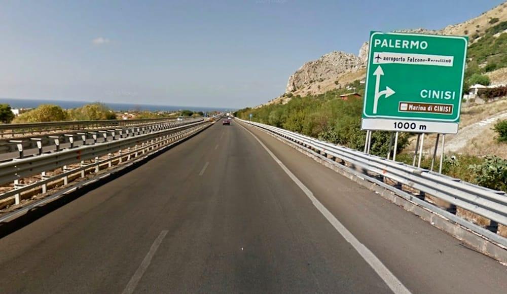 Lunedì notte lavori sull'autostrada A29 in direzione Mazara del Vallo