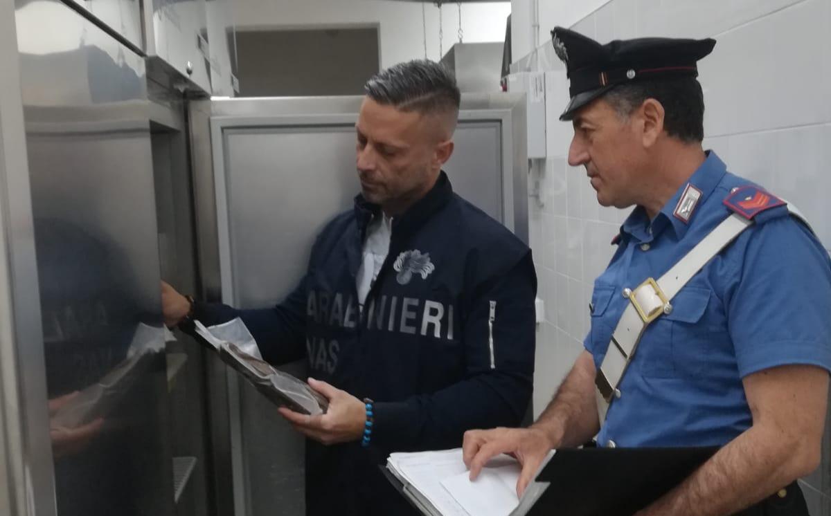 Mazara. Continuano i controlli straordinari dei Carabinieri, Nas e Nil nei ristoranti