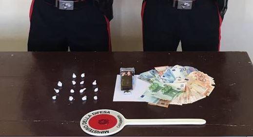 Mazara. I carabinieri arrestano uno spacciatore