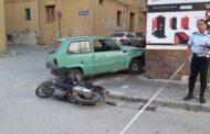 Mazara. RINTRACCIATO E DENUNCIATO IL PROTAGONISTA DELL'INCIDENTE STRADALE DI CORSO VITTORIO VENETO