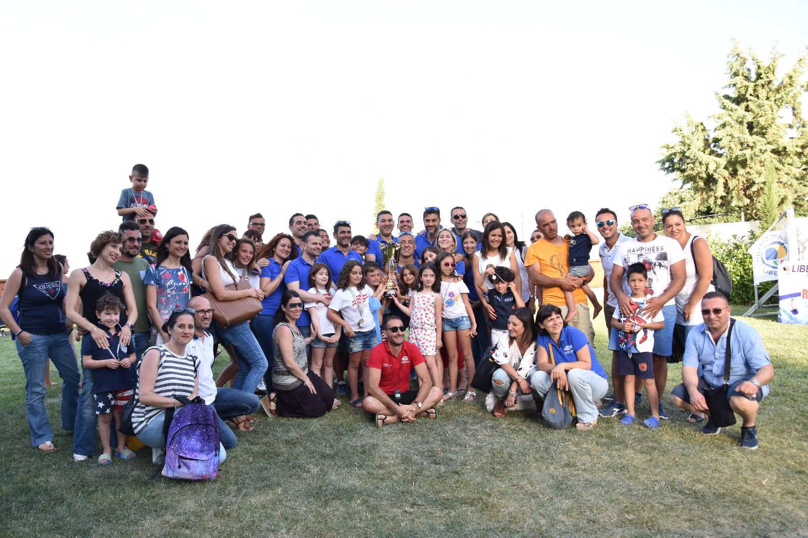 Giornata di grande gioia e successi a Cammarata per la società di nuoto Swim Club di Mazara