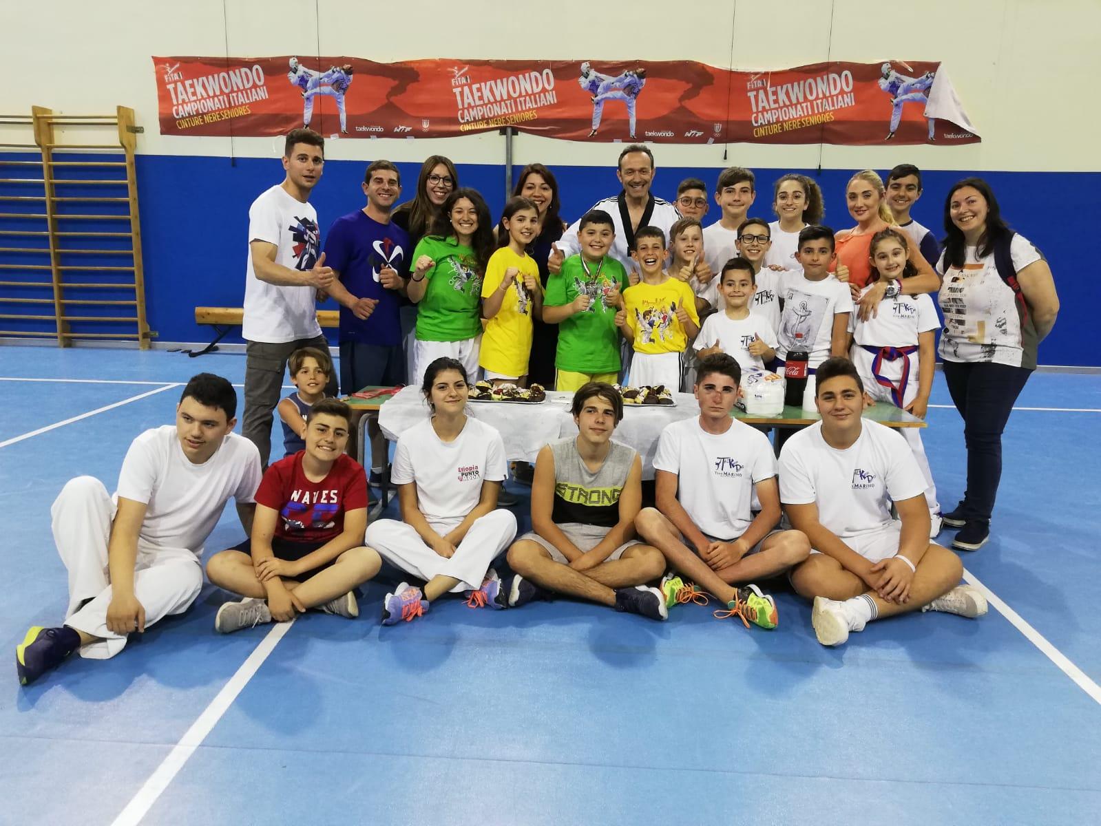 Roma: Taekwondo. 2 medaglie per l'A.S.D. Taekwondo Mazara