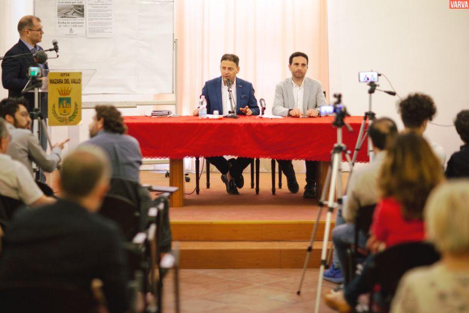 Mazara. Venerdì 21 giugno alle ore 10,30 la conferenza stampa del Sindaco Quinci sulle attività dell'amministrazione comunale