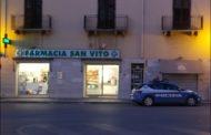 Mazara. Continuano le rapine nelle farmacie del centro città. Presa di mira la Farmacia