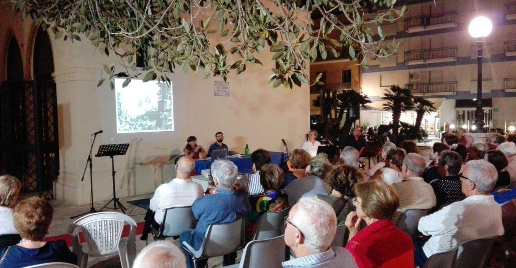 Mazara. Tante le persone presenti al sesto appuntamento della Rassegna culturale estiva promossa dall'Istituto Euroarabo
