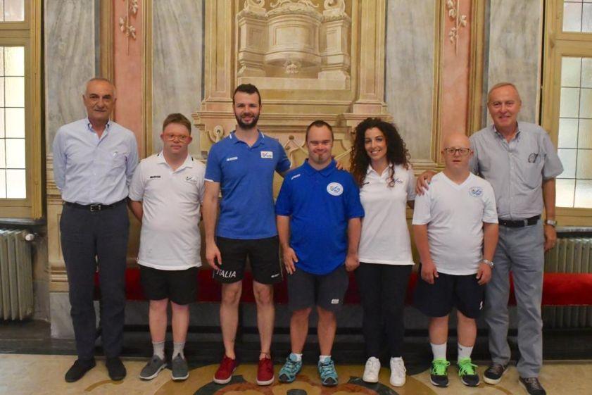 Mazara. Francesco Asaro convocato in nazionale per uno stage di tennis tavolo