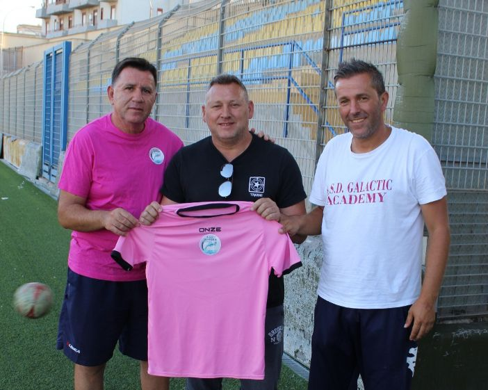 Mazara. Sandro Ingargiola nuovo allenatore dell'Aurora Calcio Under 17 Regionale