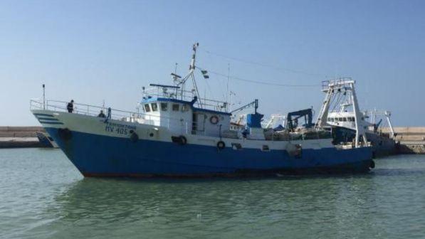 Le Autorità libiche hanno rilasciato il motopesca Tramontana ed i sette uomini di equipaggio