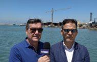 Mazara. Dragaggio del porto canale, dichiarazione del Sindaco Quinci