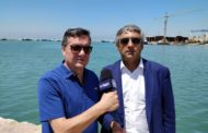 Mazara. Dragaggio del porto canale. Intervista all'On. Toni Scilla