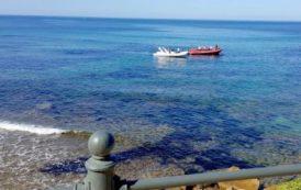 Trovato questa mattina il corpo senza vita del ragazzo scomparso in mare a ferragosto