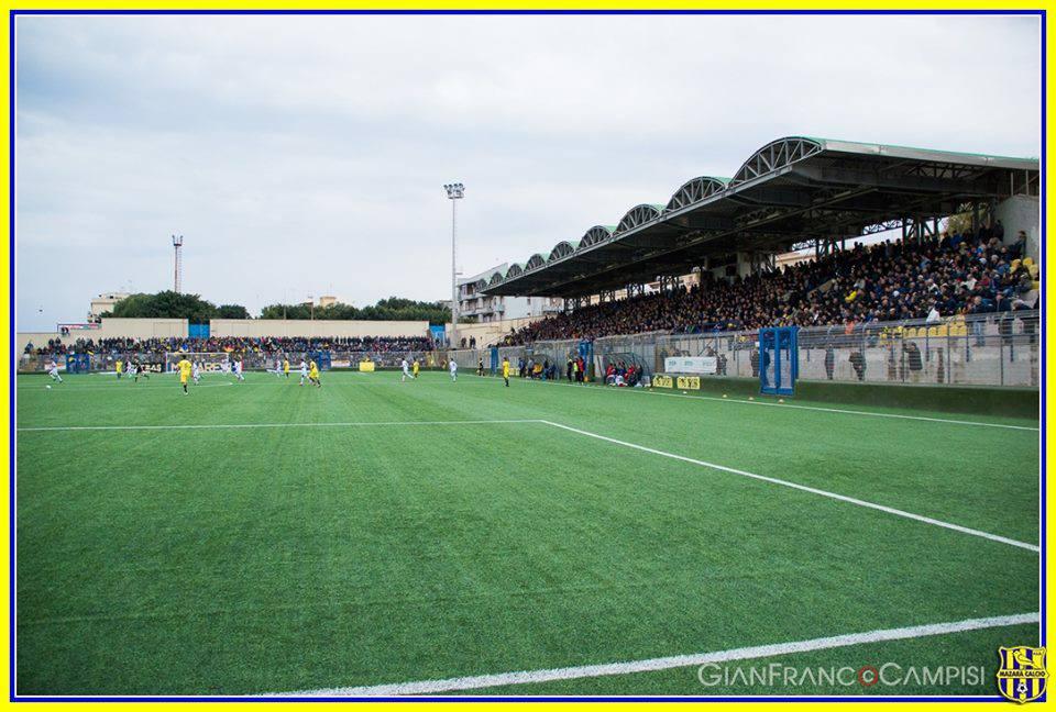 La società Mazara calcio comunica il costo dei biglietti per la gara di domenica con il Don Carlo Misilmeri