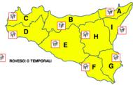 Ancora temporali in Sicilia, domani allerta gialla