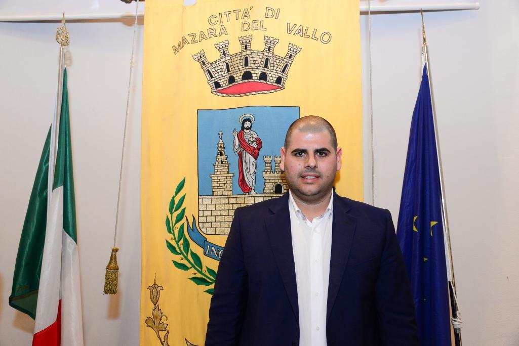 Mazara. ll consigliere comunale Bonanno