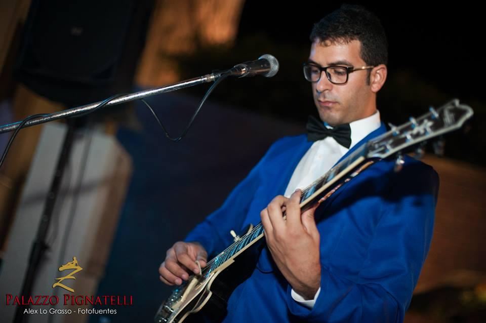 Mazara. Ci lascia il giovane chitarrista Fabrizio Bruno