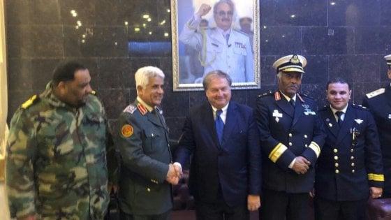 MAZARA DEL VALLO: ACCORDO CON LA LIBIA, PRIMI PESCHERECCI PARTONO PER LE ACQUE LIBICHE ORIENTALI