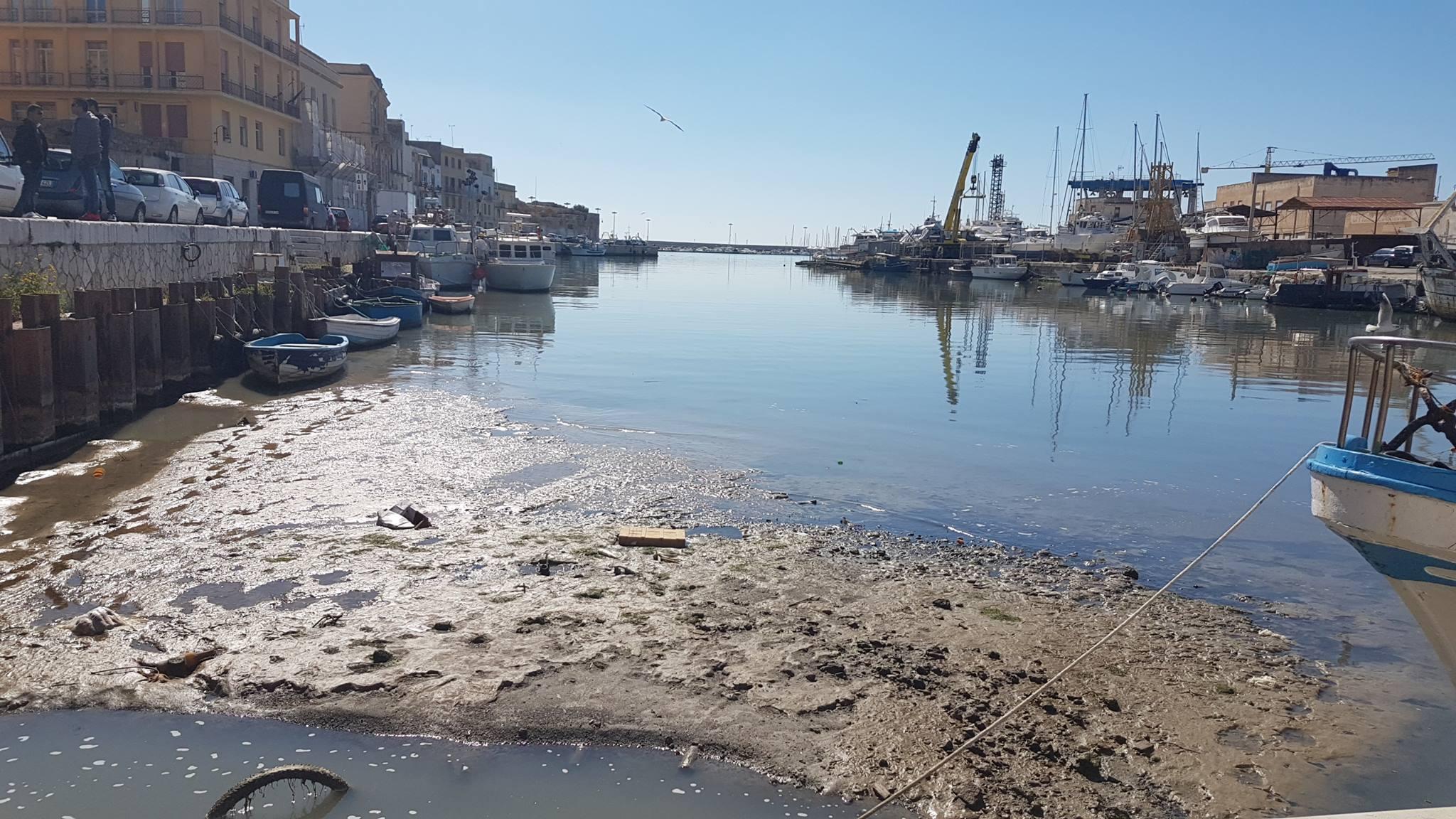 Mazara. Sono terminate le analisi dei fanghi del porto canale e i risultati sono abbastanza positivi. Non ci sarebbero elementi tossici