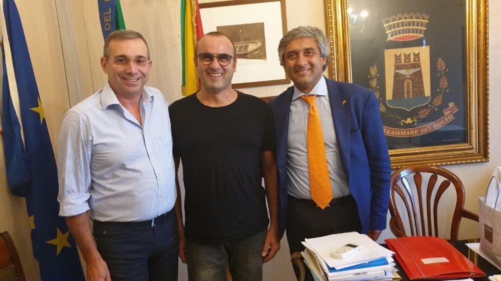 """Castellammare Del Golfo. Scilla: """"Forza Italia entra in giunta di governo.  Buon lavoro al neo assessore Leonardo D'Angelo"""""""