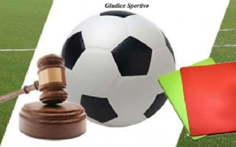 Eccellenza A: 3° Giornata. Le decisioni del Giudice Sportivo