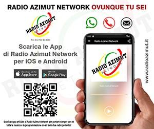 Scarica l'app di Radio Azimut Network