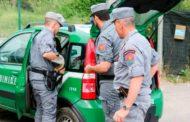 Trapani e provincia: CONTROLLI ANTIBRACCONAGGIO DENUNCE E SANZIONI DEI CARABINIERI FORESTALI