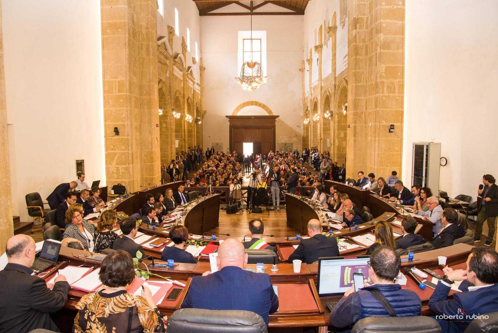 Mazara. Convocato il consiglio comunale per martedì 8 ottobre alle ore 9