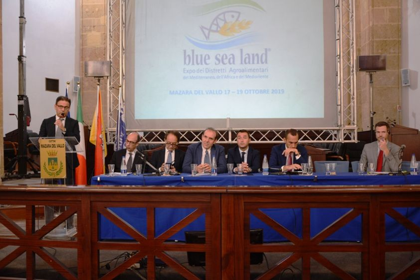 Mazara. Expo 2020 di Dubai, la presentazione a Blue Sea Land