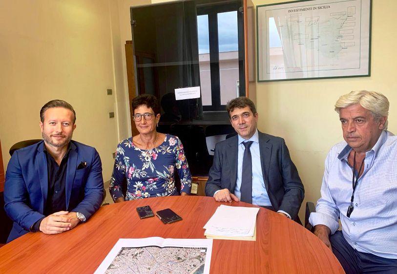 Mazara. Incontro a Palermo con i vertici di Rete Ferroviaria Italiana. Allo studio progetti di fattibilità per alcuni sottopassi e cavalcavia