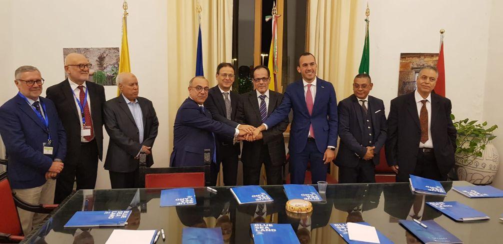 Al Blue Sea Land di Mazara aperto un importante canale di confronto con il governo libico