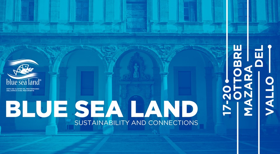 Lunedì 14 ottobre si terrà a palazzo d'Orleans la conferenza stampa di presentazione di Blue Sea Land 2019