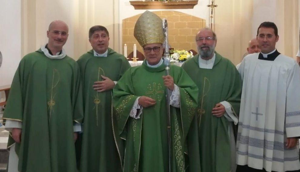 Mazara. Parrocchia Santa Maria di Gesù: la comunità accoglie il nuovo parroco don Giuseppe Lupo