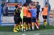 Mazara - Sancataldese 2-2 Partita all'ultimo respiro! I canarini raggiungono il pari al 96° con un gran gol di Konè