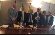 BLUE SEA LAND  Conferenza stampa di presentazione a Palazzo d'Orleans