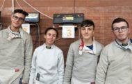Circolo schermistico Mazarese: CIRCUITO EUROPEO U17: ELENA ALBIOLO, ANDREA E CLAUDIO GUARDALA' E SALVATORE PUGLIESE IN PARTENZA PER GODOLLO (HUN)