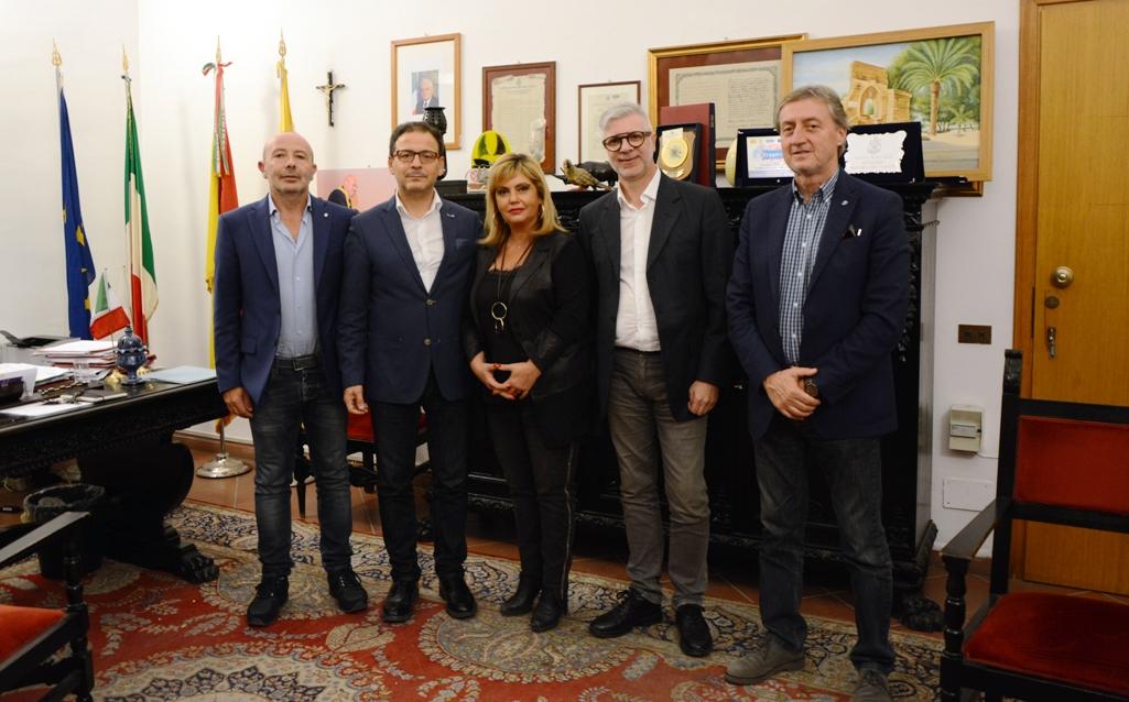 Cgil, Cisl e Uil Trapani incontrano il sindaco di Mazara. Dragaggio del Mazaro e Agenda urbana tra le priorità discusse