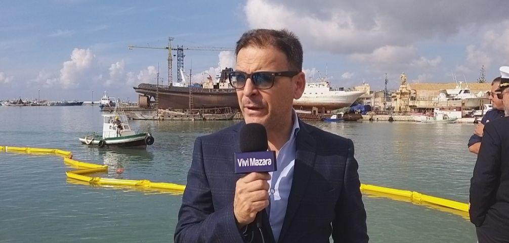 Mazara. AL VIA LA RIMOZIONE DEI RELITTI DEL FIUME MAZARO. Video e interviste...