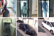 Traditi da una t-shirt, la Polizia arresta tre rapinatori