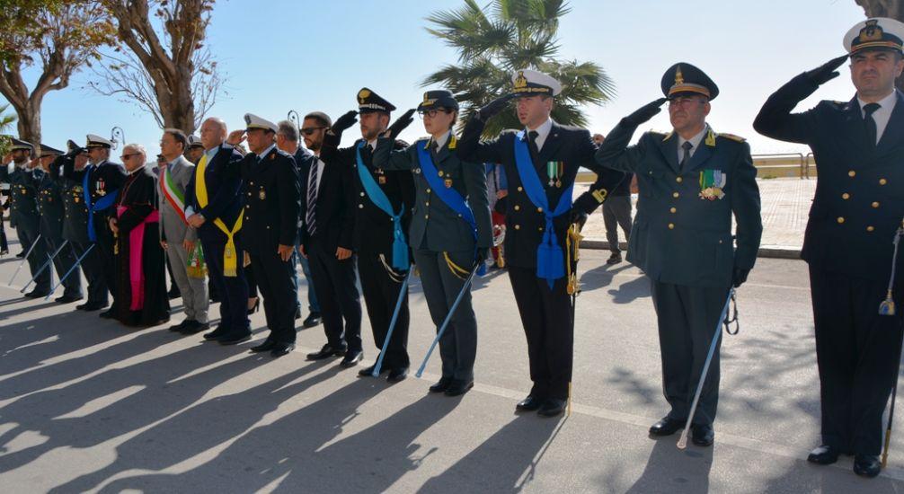 Mazara celebra la Giornata dell'Unità nazionale e delle Forze Armate